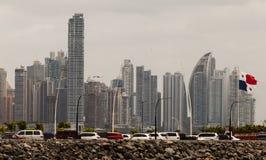 Panama City Imagen de archivo