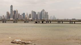 Panama City Fotos de Stock Royalty Free