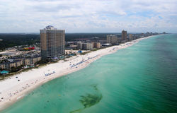 Panama City Beach - Aerial Stock Photos