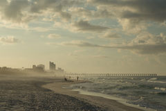 Panama City Beach Royalty Free Stock Photography
