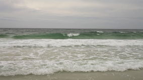 Panama city beach stock video footage