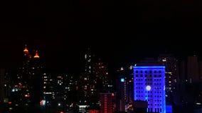 Panama City. City beautiful at night Stock Photography