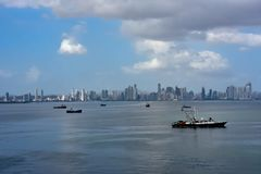 Panama City, Panama royalty free stock photography