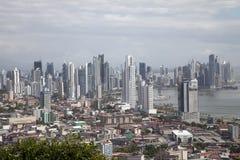 Panama city1 Royalty Free Stock Photos