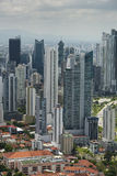Panama city skyline Royalty Free Stock Image