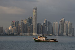 Panama city Stock Photos