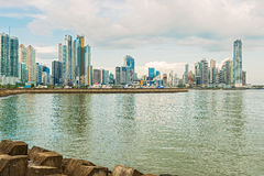 Panama City skyline. Stock Photography
