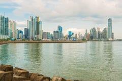 Panama City skyline. Stock Photography