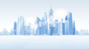 Free Panama City Skyscraper View Cityscape Background Royalty Free Stock Photography - 69559517