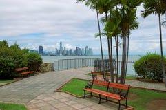 Panama city stock photography