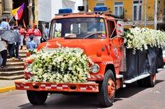 Panama Funeral Royalty Free Stock Image
