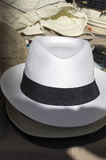 Panama hat Stock Image