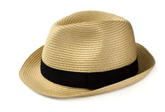 Panama hat Stock Photography