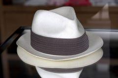 Panama hat Stock Image