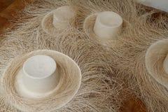 Free Panama Hats Stock Photography - 17179622