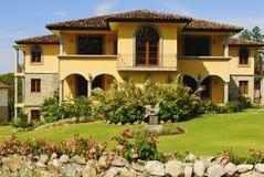 Panama-Haus Lizenzfreie Stockbilder