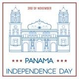 Panama Independence Day Stock Photos