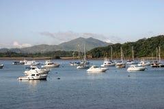 Panama kanałowy Fotografia Stock