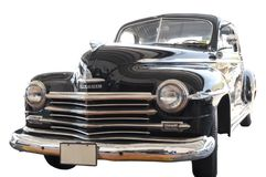 47 Plymouth Coupe stock images