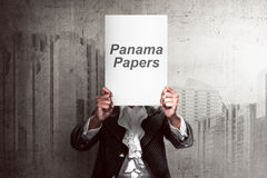 Panama Papers Concept Royalty Free Stock Photos