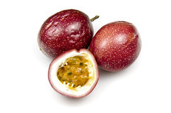 Panama Passion Fruit Stock Photography