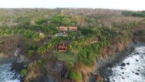Panama plaży hotel zbiory wideo