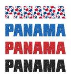 Panama skyler över brister skandal royaltyfria bilder