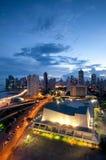 Panama-Stadt Stockfotos