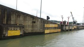Panama-Stadt, Mittelamerika Reise stock footage