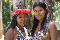 Panama Women stock photo
