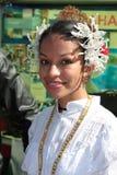 Panamanian girl Stock Photos