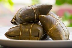 Panamanian tamales Stock Images