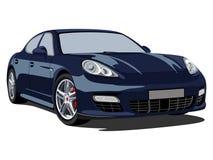 Panamera de Porsche libre illustration