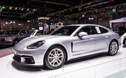 Panamera van Porsche 4s Royalty-vrije Stock Afbeeldingen