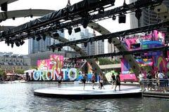 Panamerican games in Toronto, Canada Royalty Free Stock Photos