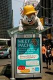 Panamerican mascot Royalty Free Stock Images