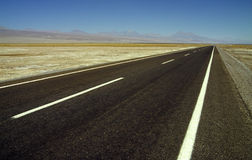 Panamericana , Chile Stock Photo