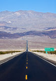 Panamint Valley Stock Photography