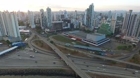 Panamski convention center 2 zbiory wideo