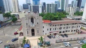 Panamski kościół zbiory wideo