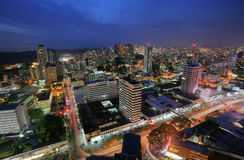 Panamski miasto Zdjęcia Stock