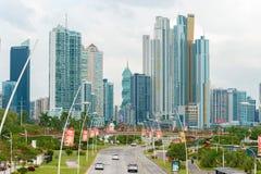 Panamski miasto Obraz Royalty Free