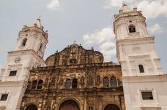 Panamski miasto - Casco Viejo, Panama obrazy royalty free