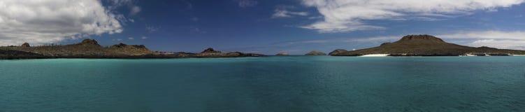 panarama de Galapagos Image libre de droits