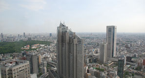 Panarama of Tokyo Stock Images