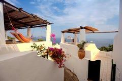 panarea Сицилия стоковая фотография rf