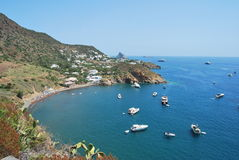 Panarea Royalty Free Stock Images