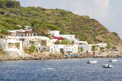 Panarea, Italy Stock Photography