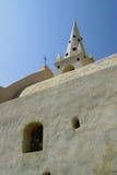 Panarea-Kirche Stockbild