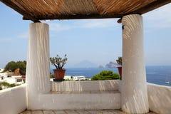 Panarea, Sicily Stock Images